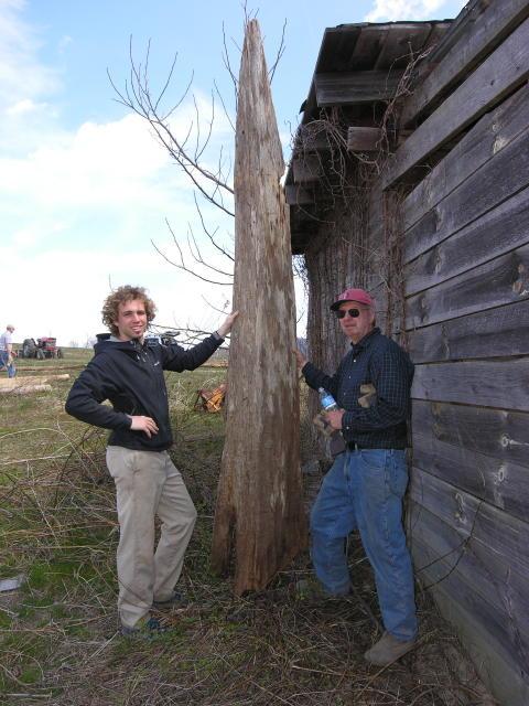 Chestnut Artifacts | The American Chestnut Foundation